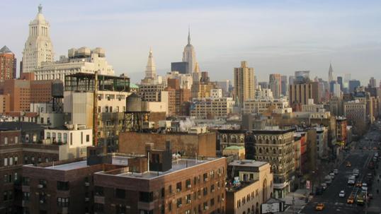 Bronx Scrap Yards, NY