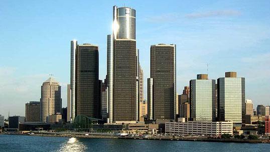 Detroit Scrap Yards, MI