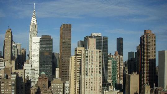 Manhattan Scrap Yards, NY