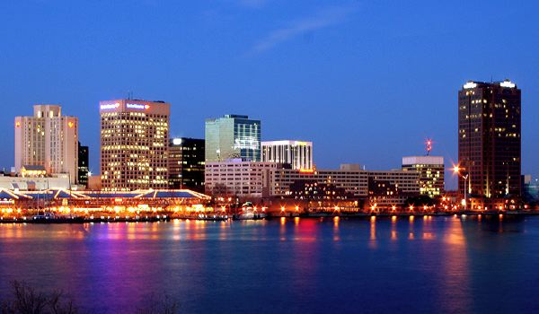 Newport News, Virginia (VA) profile: population, maps, real estate ...