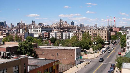 Queens Scrap Yards, NY