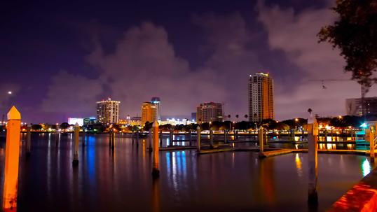 St. Petersburg Scrap Yards, FL