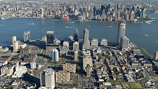 Jersey City Salvage Yards, NJ