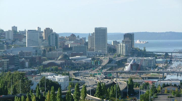 Tacoma Scrap Yards, WA