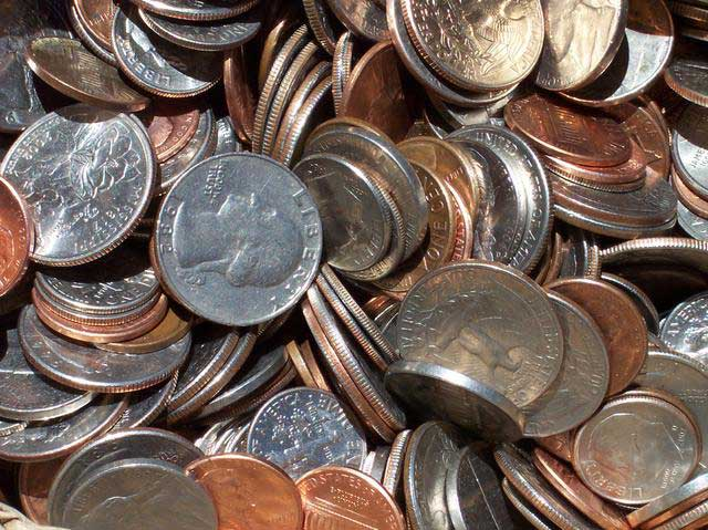 Guest Blog: Coins Are Worth More in Scrap Metal