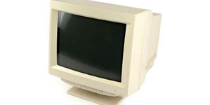 Photo of CRT