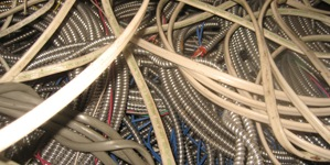 Photo of Insulated Copper Wire