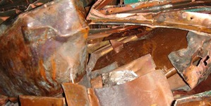 Picture of #3 Roofing Copper