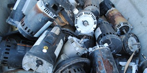 Picture of Electric Motors (Aluminum)