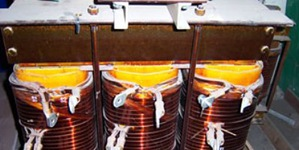 Picture of Aluminum Transformers