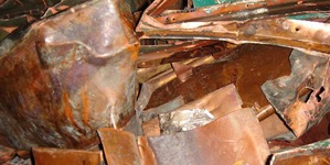 Photo of #3 Copper with Tar