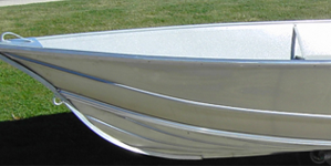 Picture of Aluminum Boat