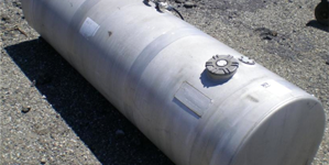 Picture of Aluminum Diesel Tank