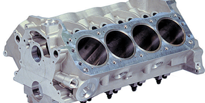 Picture of Aluminum Engine Block
