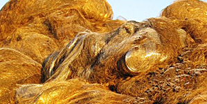 Photo of Brass Hair Wire