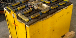 Picture of Forktruck Battery