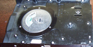 Picture of Hard Drives without Boards
