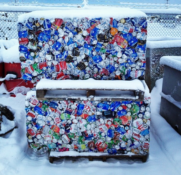 How the winter affects the scrap metal industry