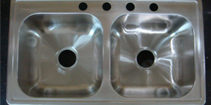 Photo of Stainless Steel Sinks