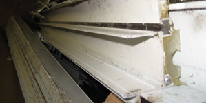 Photo of Aluminum Thermo-Pane/Break