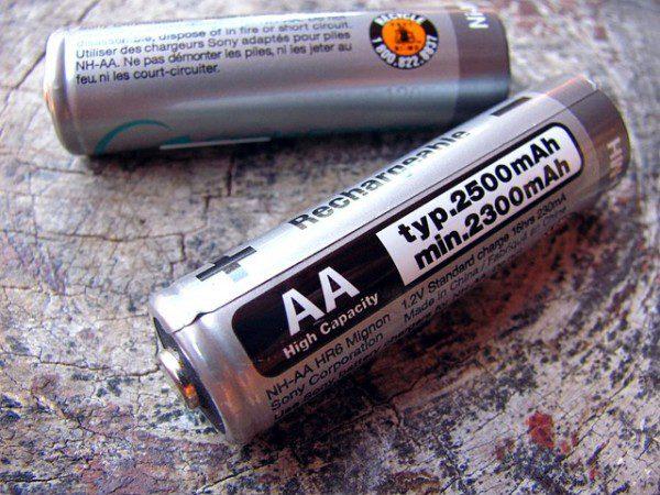 alkaline batteries for scrap