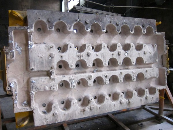 die cast aluminum