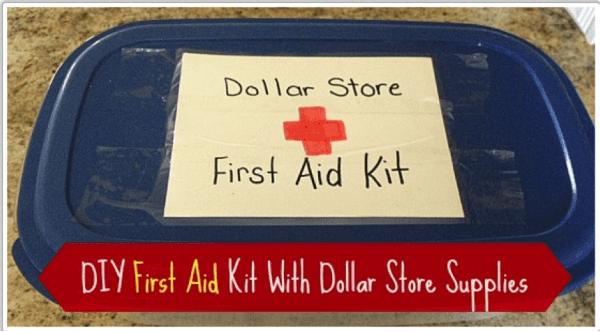 DIY Scrap metal first aid