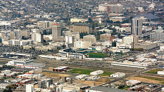 Fresno Scrap Yards, CA