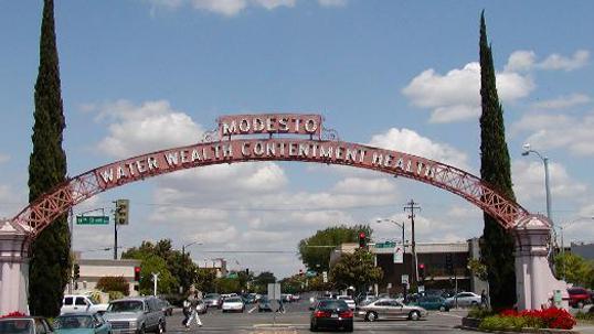 Modesto Scrap Yards, CA