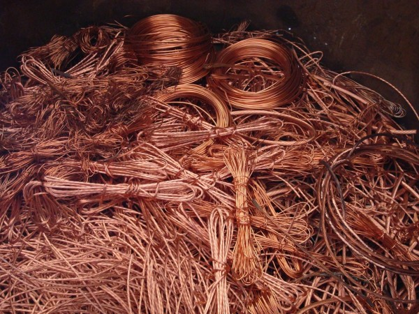 Where to find scrap copper