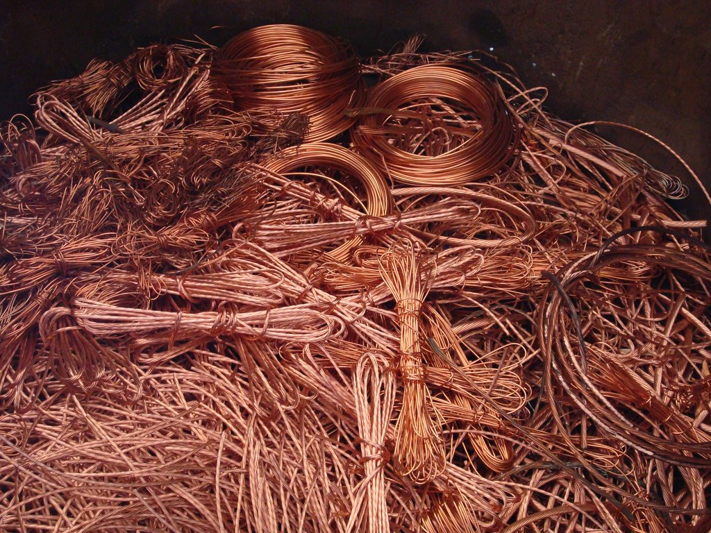 Top 8 Places To Find Scrap Copper Iscrap App Seem Correct I Don T Have All Those Wires But The Ones Do Are