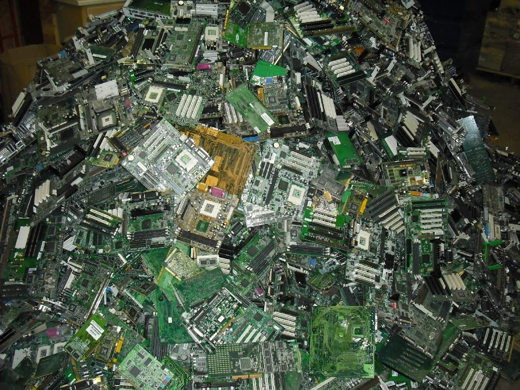 Places To Find E Waste For Scrap Iscrap App Circuit Boards Images