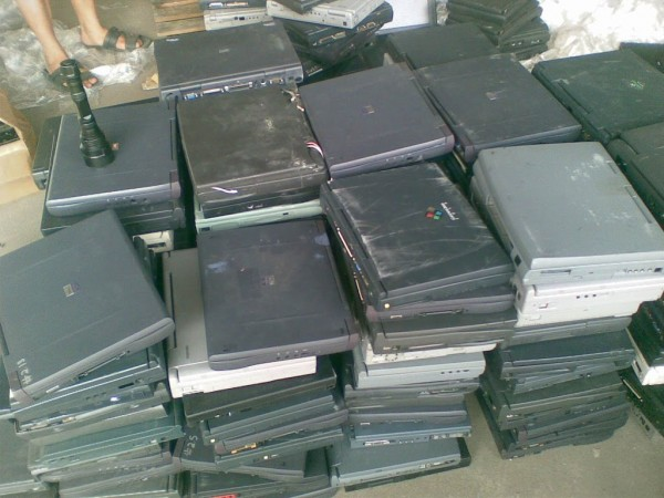 Laptop recycling is on the rise