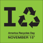 America Recycles Day & Scrap Metal Facts