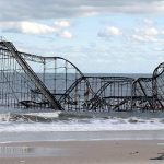 Hurricane Sandy produced enormous levels of scrap