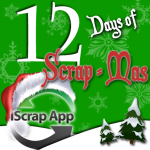 12 days of christmas - scrapper style