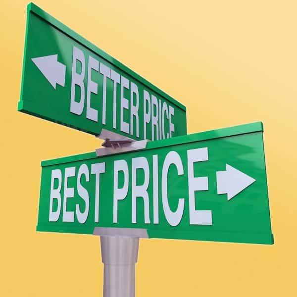 scrap metal prices