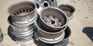 Photo of Aluminum Rims