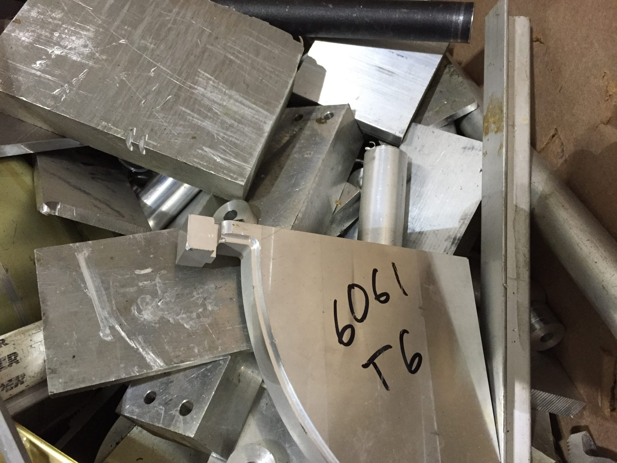 Picture of Aluminum 6061