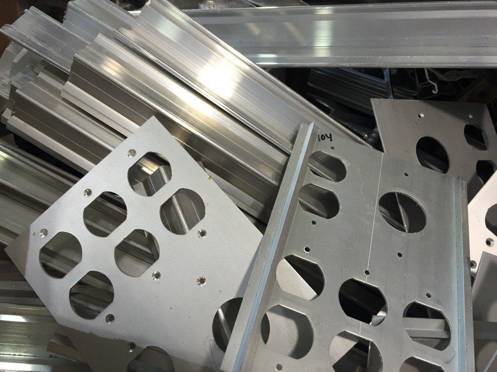 Aluminum Clips Picture