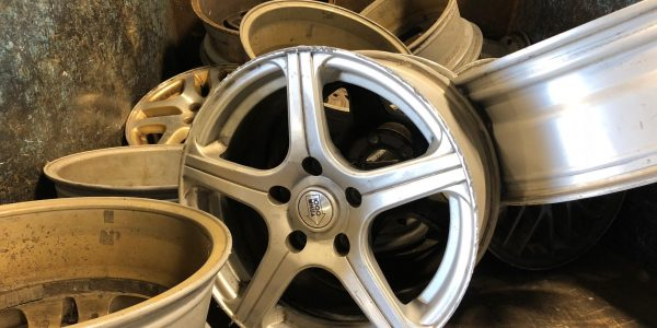 Picture of Aluminum Rims