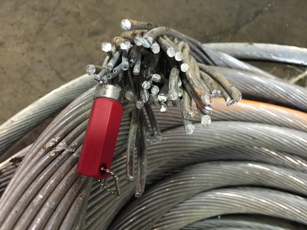 Aluminum Wire w/Steel Picture