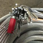 Picture of Aluminum Wire w/Steel