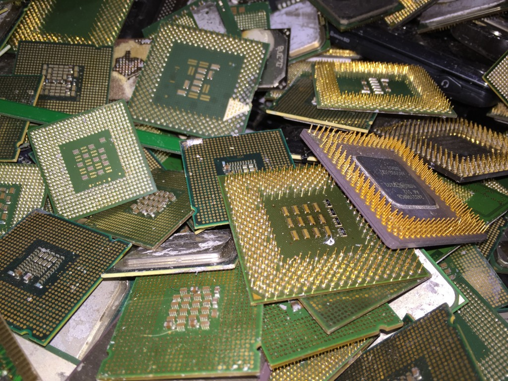 CPU Chips Picture