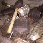 Picture of Catalytic Converters