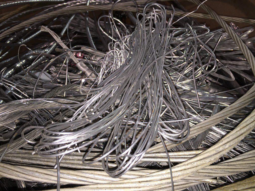 Clean AL Wire Picture