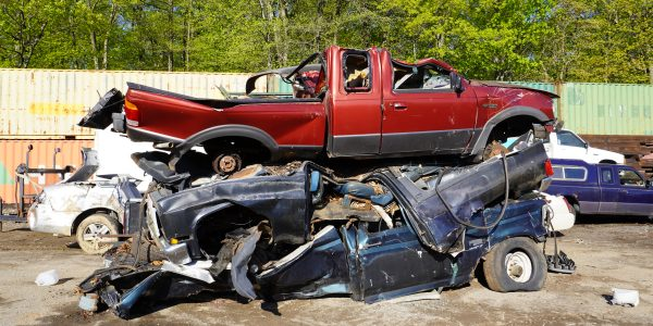 Picture of Crushed Cars