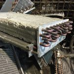 Picture of Dirty AL/Copper Fin