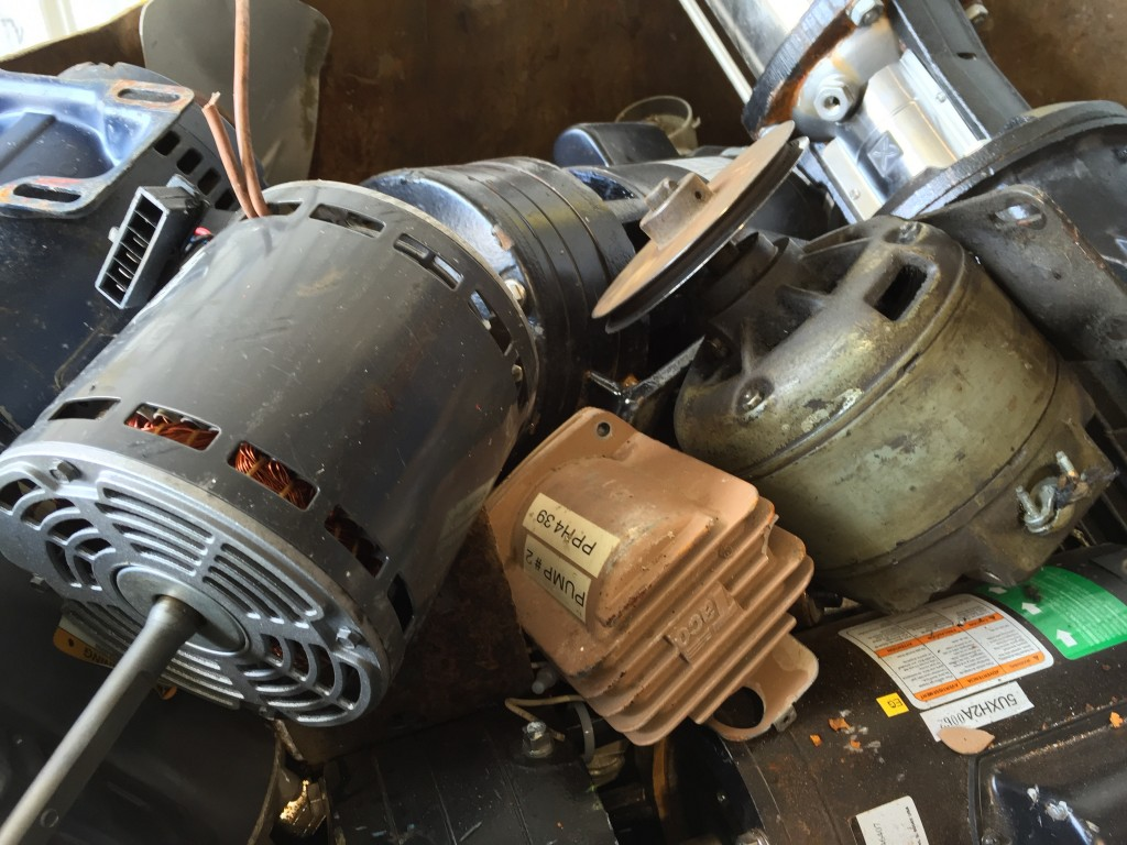 Electric Motors (Copper) Picture