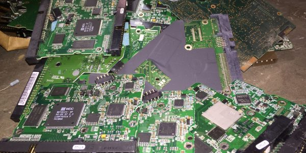 Picture of Hard Drive Boards